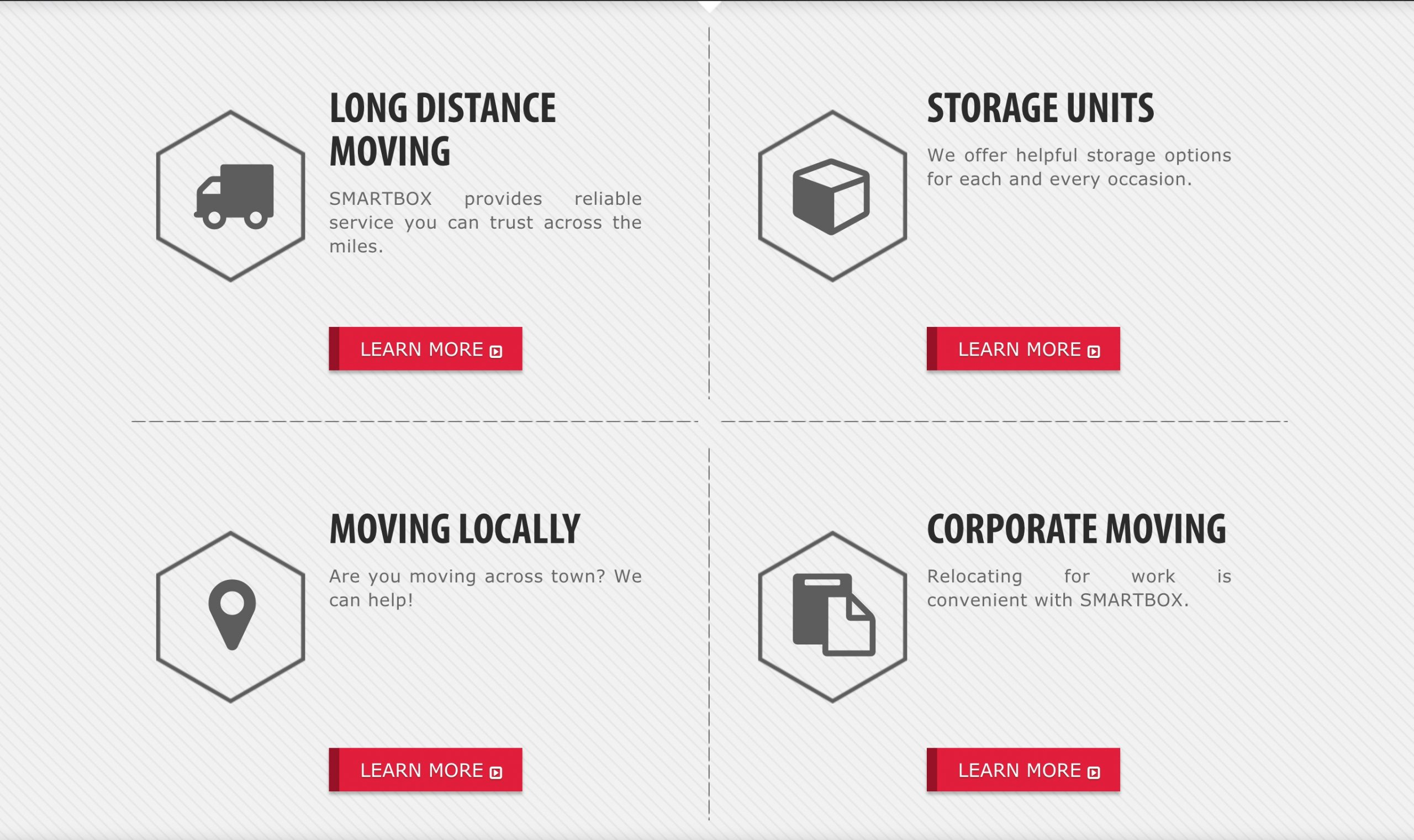 smartbox moving features